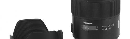 Review: Tamron 45mm F/1.8 Di VC USD