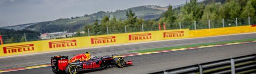 Formula one - Spa Francorchamps Grand Prix 2016