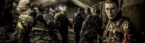 First airsoft skirm at Commando's, schoten