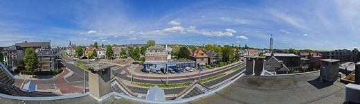 Arnhem panorama: Boulevard Heuvelink