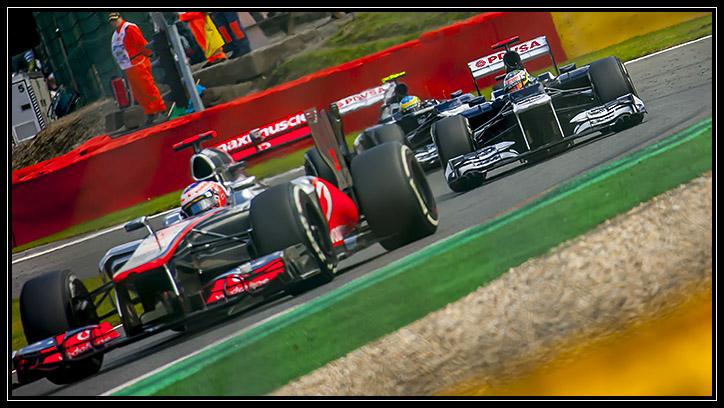Spa Francorshamps Belgian Grand Prix Formula one 2012 Lewis Hamilton Pastor Maldonado