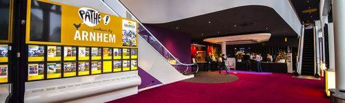 Grand opening Arnhem Pathé Cinema