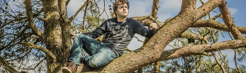 Photoshoot with Tim at the Veluwe