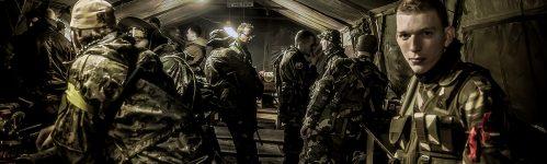 First airsoft skirm at Commando's, schoten