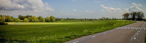 80km bike ride Arnhem Kleve Emmerich and back