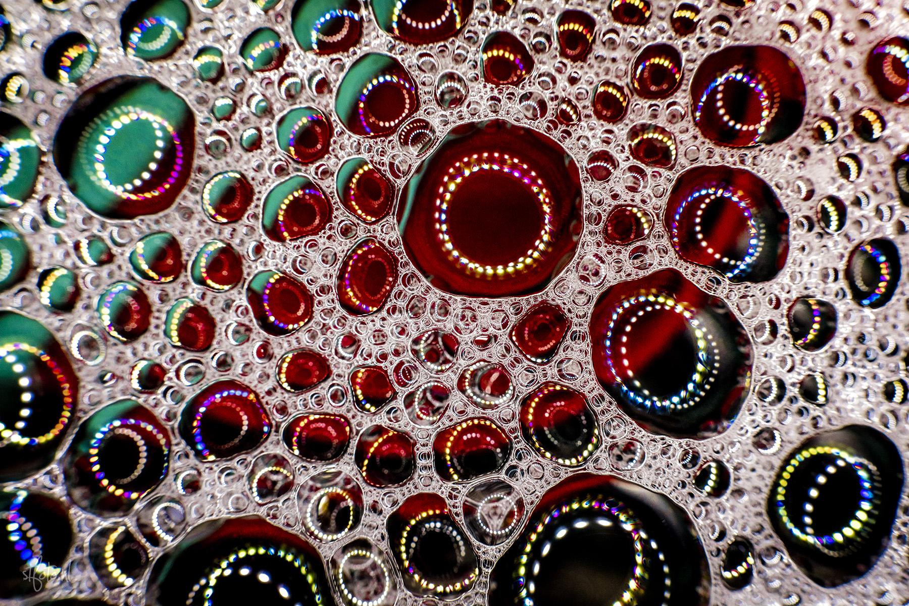 Macro photography soap bubbles Canon eos 5DSr